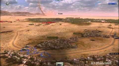 RUSE Mission 5 Digging Out The Fox Gameplay Hard (Wargamer) Difficulty (2 2)