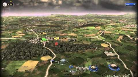 RUSE Mission 10 Utah Beach Gameplay Hard (Wargamer) Difficulty (2 4)
