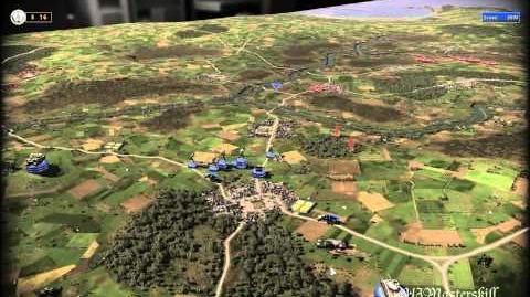 RUSE Mission 10 Utah Beach Gameplay Hard (Wargamer) Difficulty (3 4)