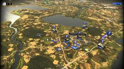 RUSE Final Mission - Mission 23 The Grand Finale! Gameplay Hard (Wargamer) Difficulty (1 3)