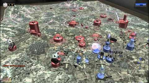 RUSE Mission 17 The Siege Of Bastogne Gameplay Hard (Wargamer) Difficulty (2 2)