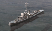 RUSE Destroyer Normandy