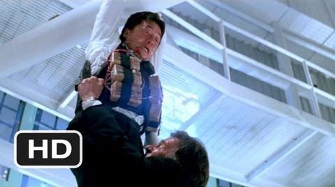 Rush Hour (4 5) Movie CLIP - Death Fall (1998) HD-0