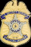 Badge of the United States Secret Service