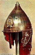 Шлем царя Мхаила Фёдоровича