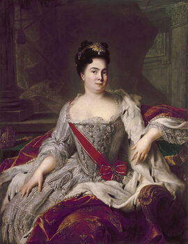 461px-Catherine I of Russia by Nattier.jpg