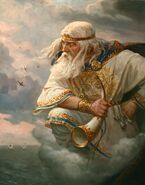Стрибог- хозяин ветров