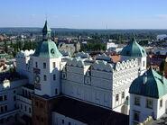 800px-Zamek Ksiazat Pomorskich w Szczecinie (widok z wiezy)