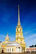 399px-Peter and Paul Cathedral