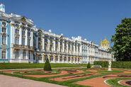 800px-Catherine Palace in Tsarskoe Selo