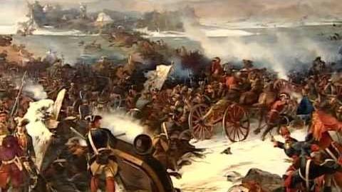 Полтавская битва 1709 года