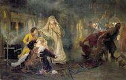 Мятеж стрельцов в 1682.