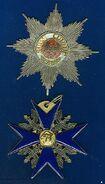 342px-Hoge Orde van de Zwarte Adelaar Pruissen