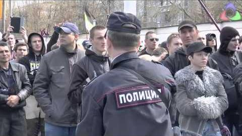 Денис Герасимов — Косовский фронт (Русский Первомай 1.05