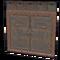 Armored Double Door