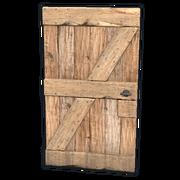 Wooden Door Rust Wiki