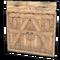 Wood Double Door