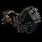 Wooden Horse Armor