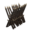 Large wood spike wall icon.png
