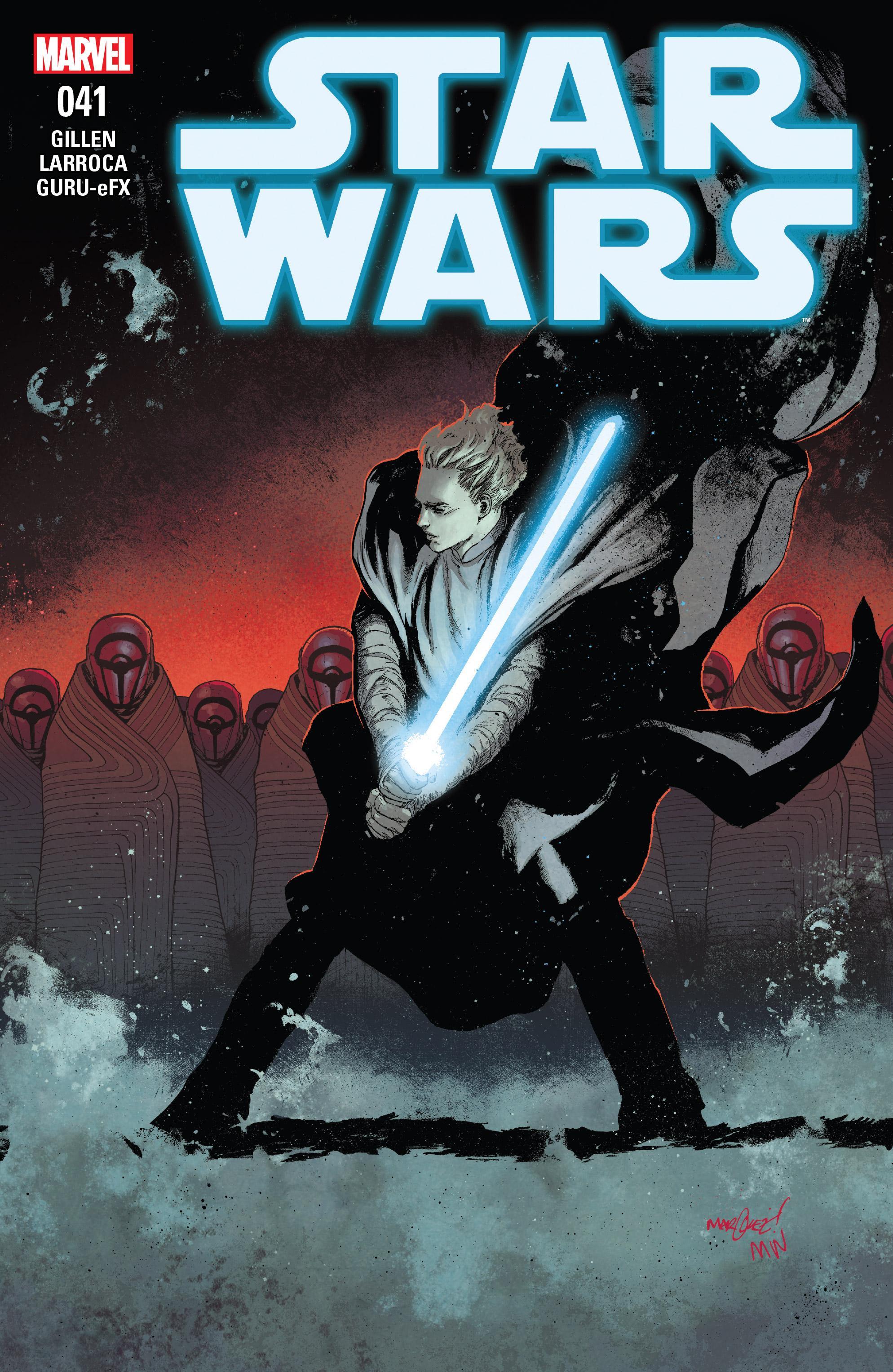 Звёздные войны 41: Пепел Джеды, часть 4