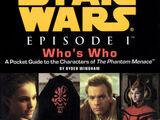 Кто есть кто в «Звёздных войнах»: карманный справочник по персонажам «Скрытой угрозы»