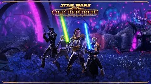 STAR WARS The Old Republic - 'Crisis On Umbara' Launch Trailer