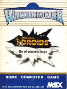 Droids en el planeta Ingo cover