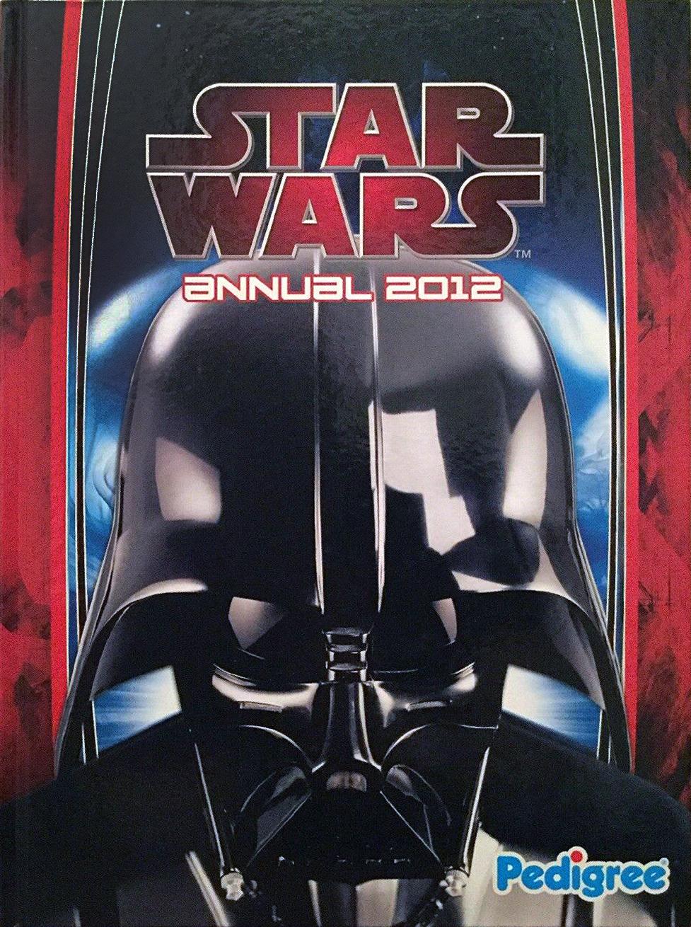Ежегодник «Звёздных войн»: 2012