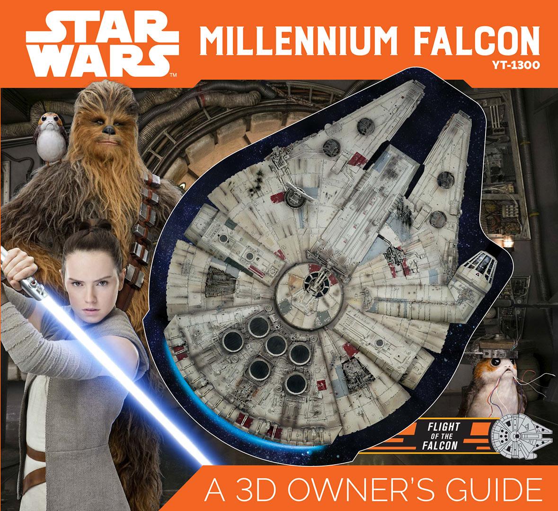 Звёздные войны. Тысячелетний сокол: Трёхмерное руководство для владельца (2018)