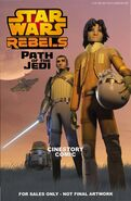 Rebels - Path of the Jedi - Cinestory not final