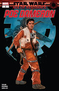 Age of Resistance Poe Dameron cover