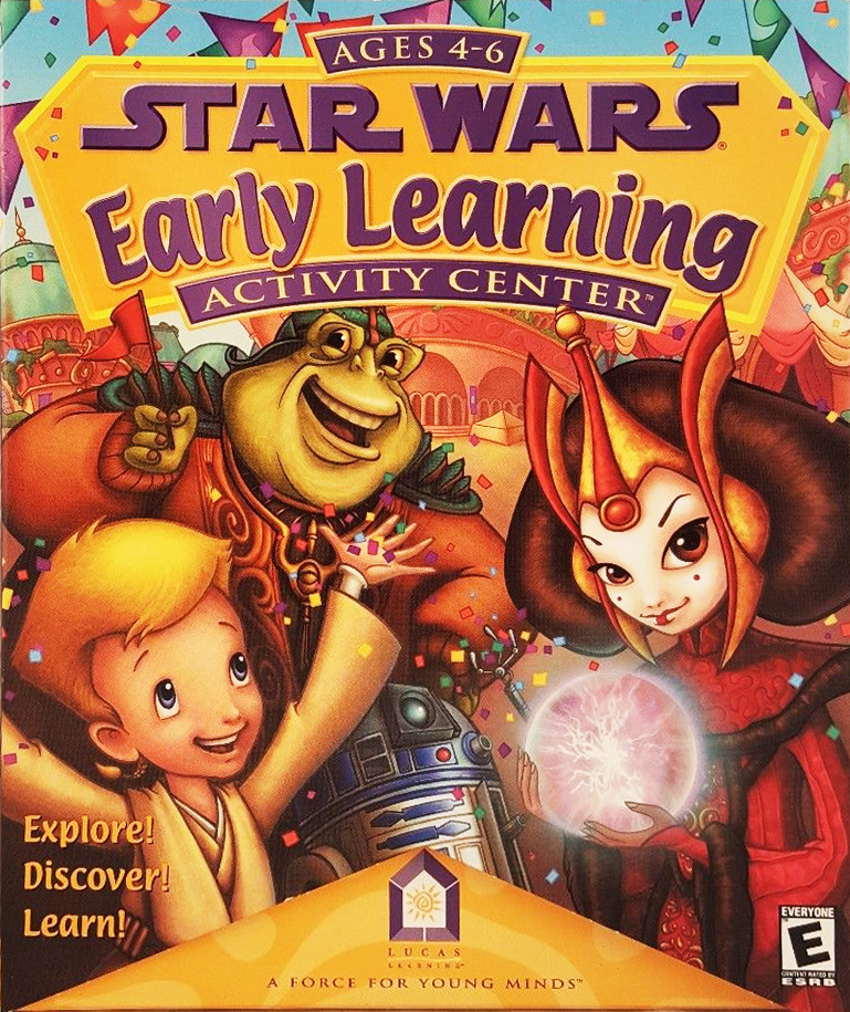 Star Wars: Early Learning Activity Center