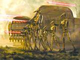 Армия дроидов Торговой федерации