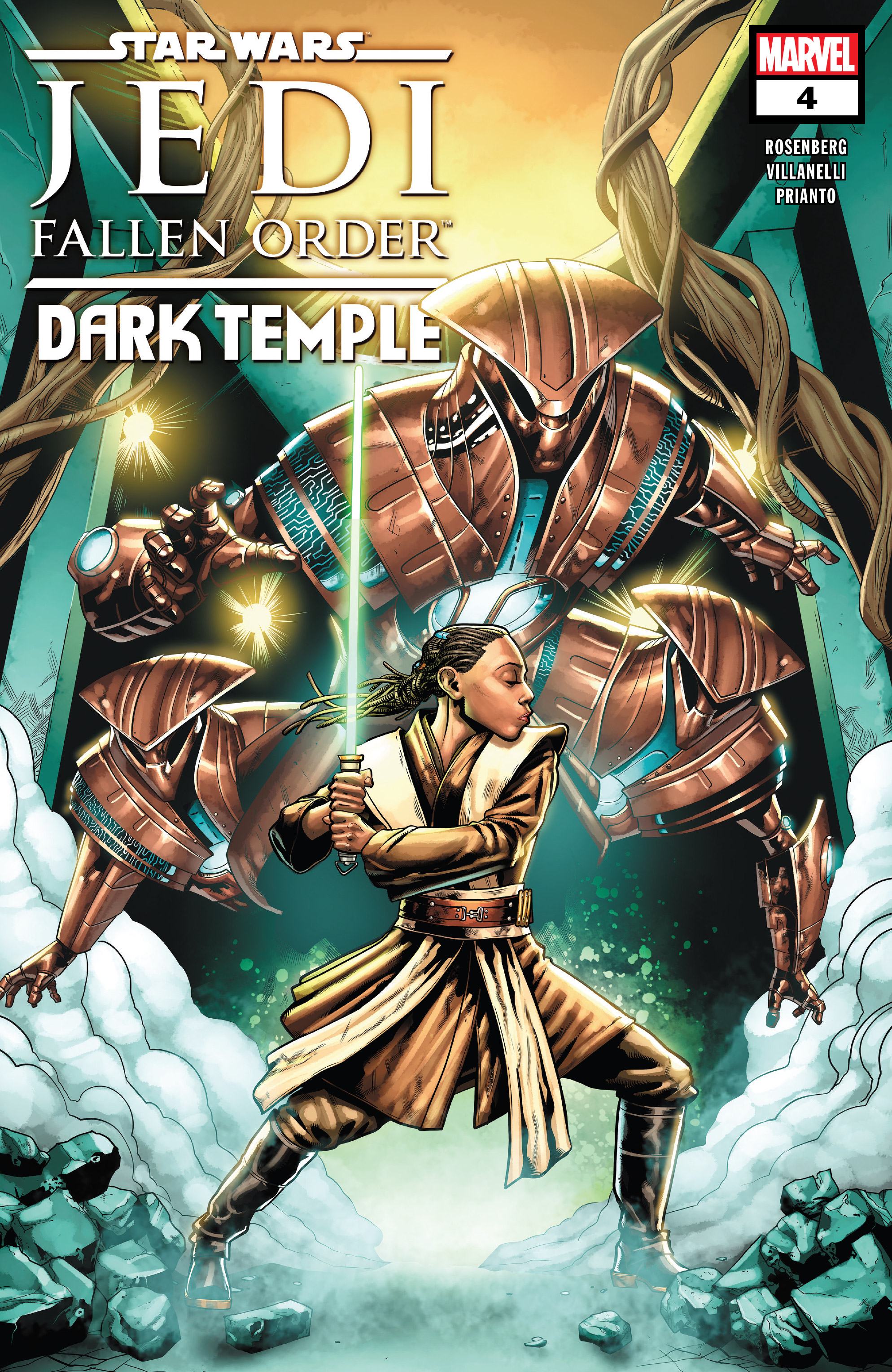 Звёздные войны. Джедаи: Павший Орден. Тёмный храм, часть 4