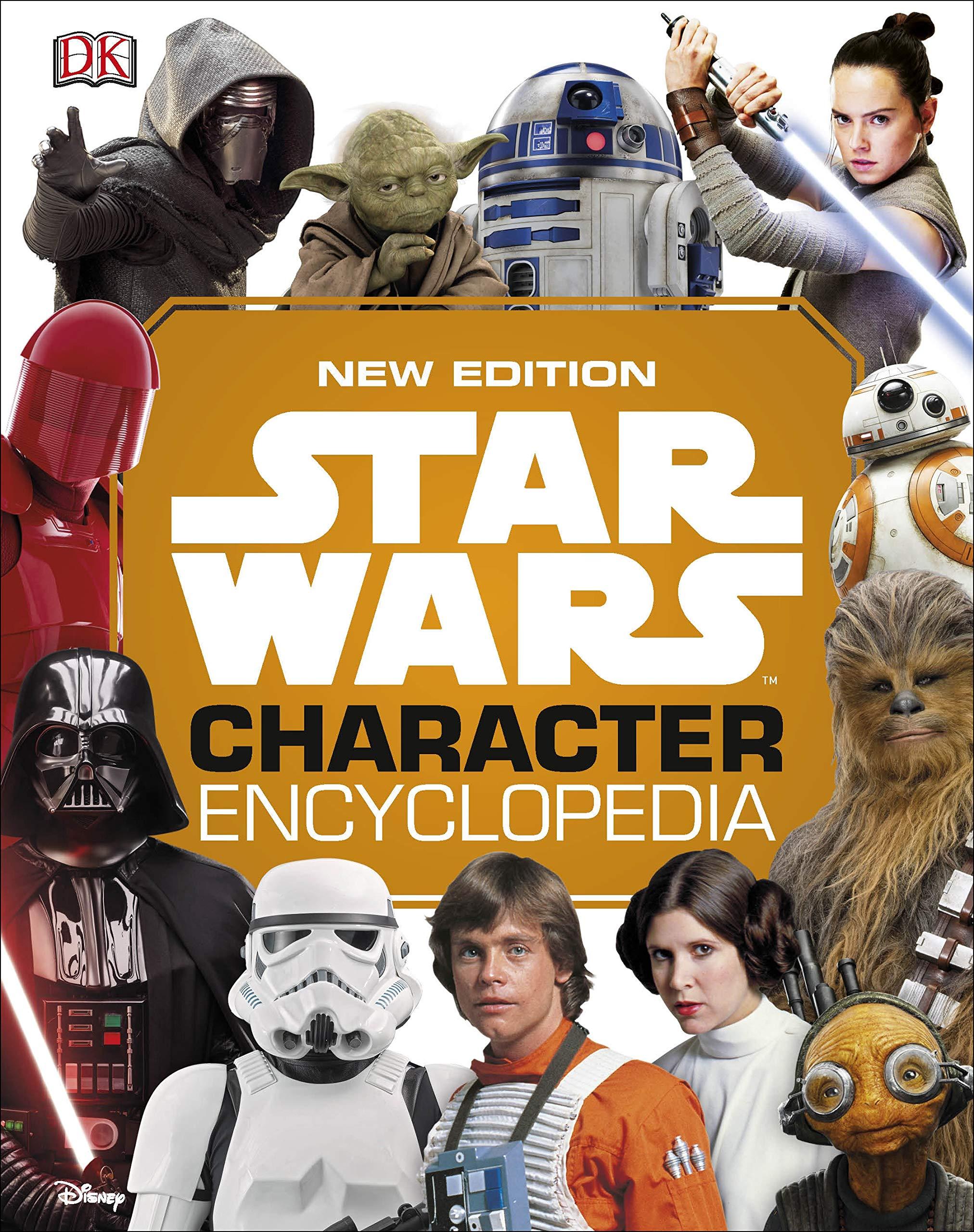 Звёздные войны: Энциклопедия персонажей, новое издание