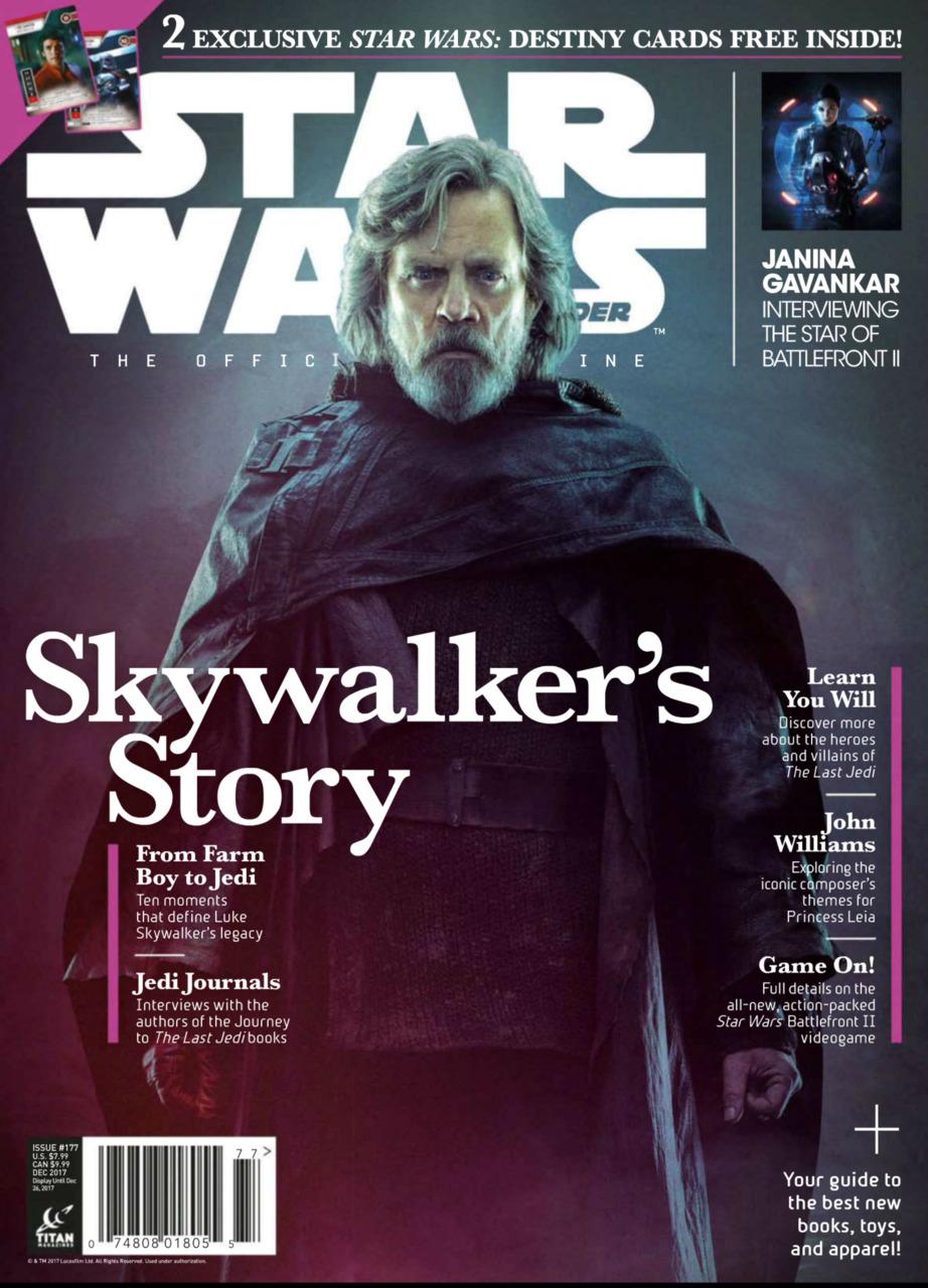 Star Wars Insider 177