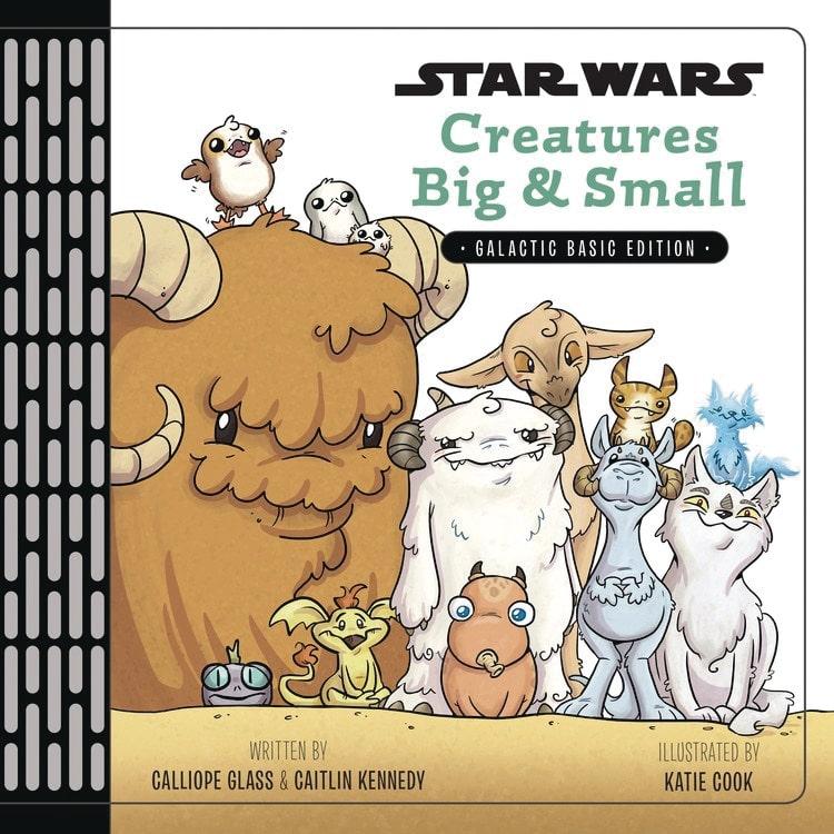 Звёздные войны: Существа от мала до велика