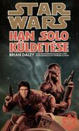 Han Solo and the Lost Legacy Hungarian Cover