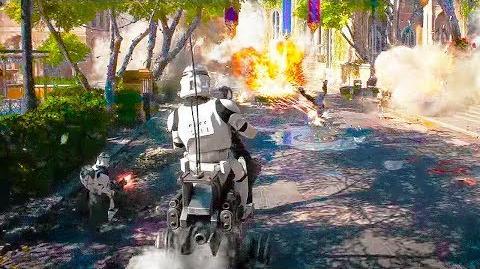 STAR WARS BATTLEFRONT 2 Gameplay Multiplayer Full Match (E3 2017)-0
