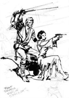 First Sketch of Classic Star Wars.jpg
