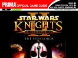 Knights of the Old Republic II: The Sith Lords: Официальное руководство Prima по стратегии