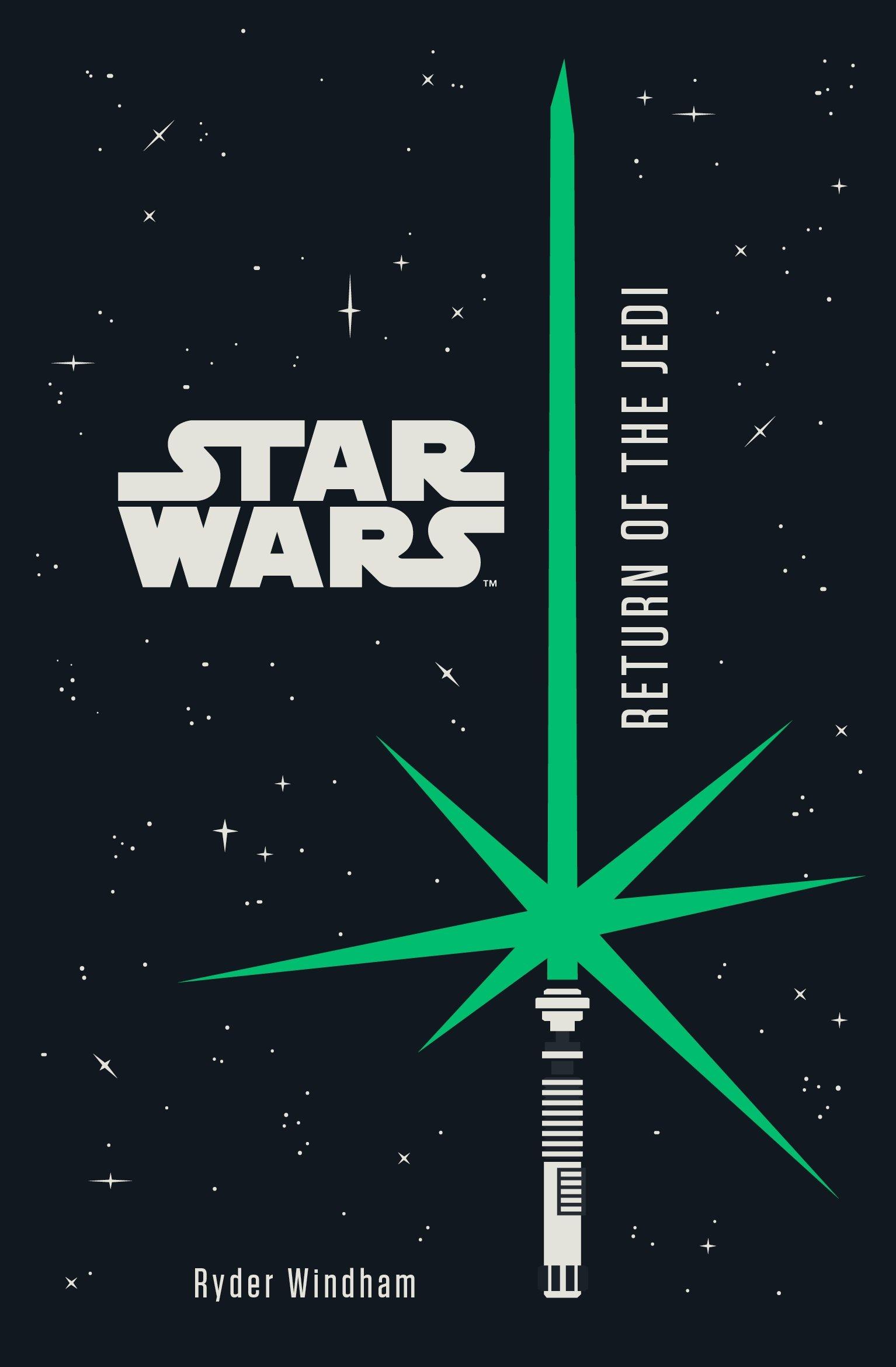Звёздные войны: Возвращение джедая (роман в мягкой обложке)