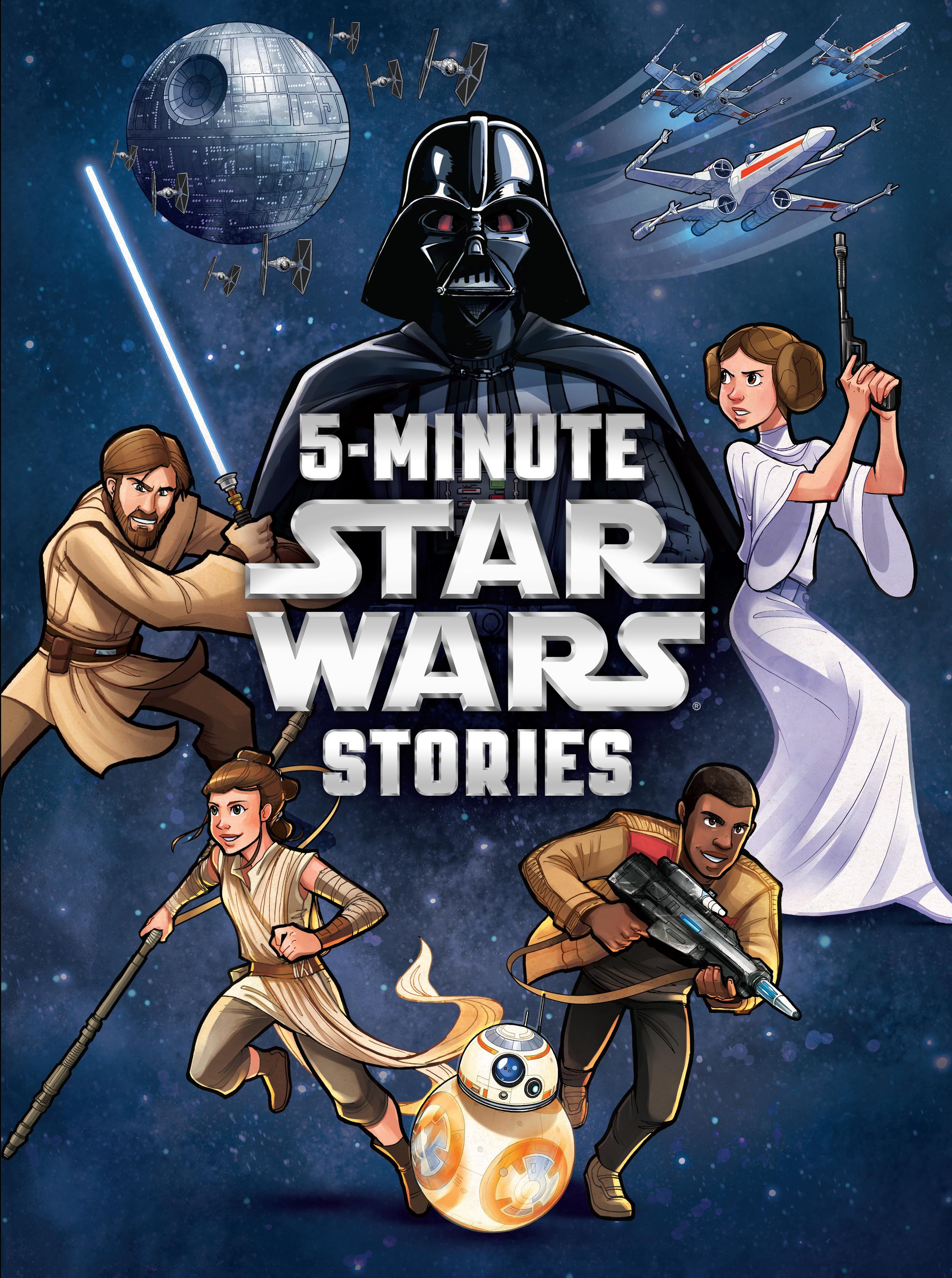 5-минутные истории Звёздных войн