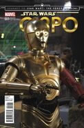 Star Wars Special C-3PO 1 Movie Variant