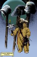 Ewok warrior poster RotJ4