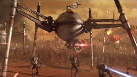Star Wars Episode II Attack of the Clones - Trailer