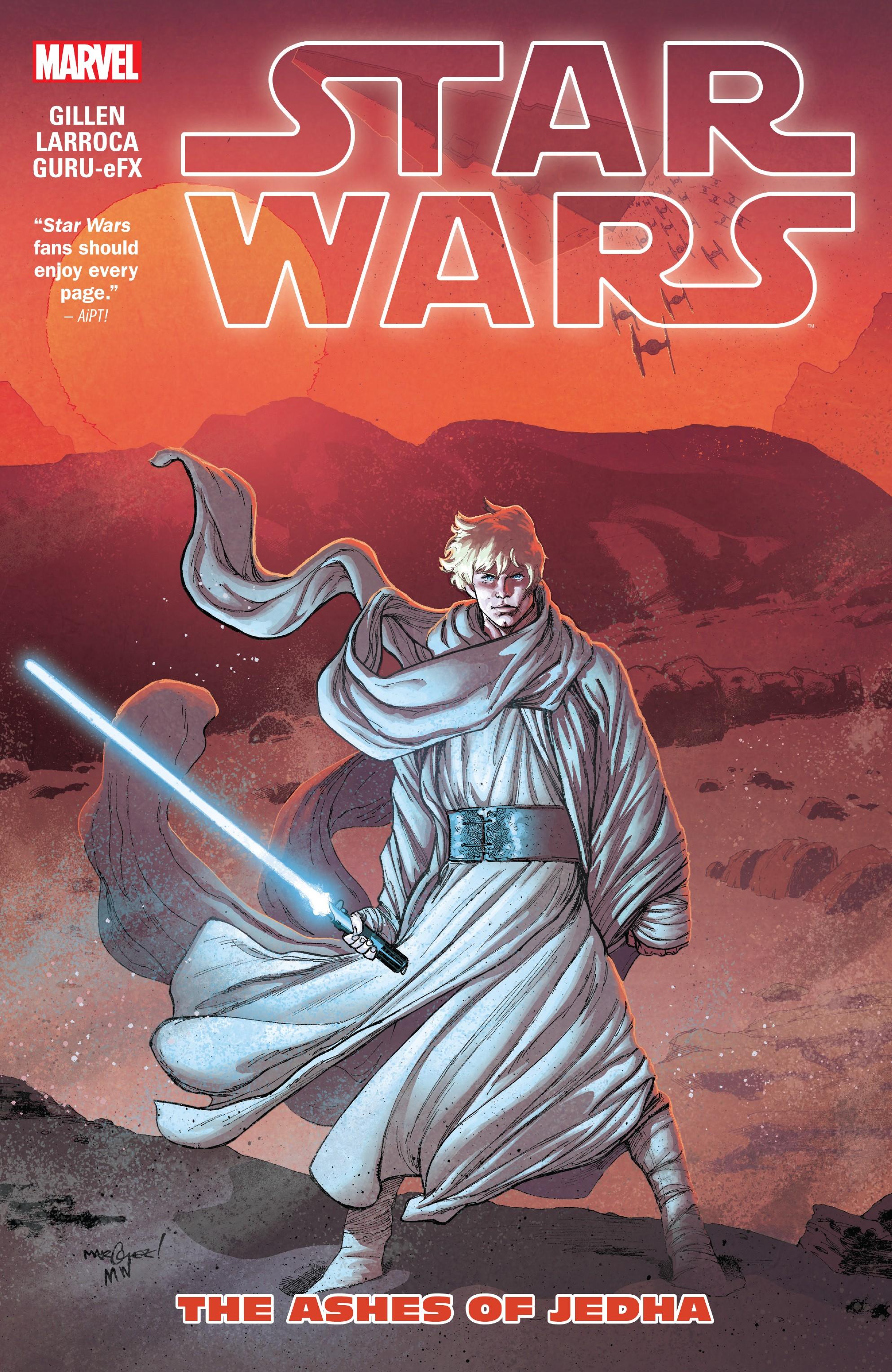 Звёздные войны: Выпуск 7 — Пепел Джеды