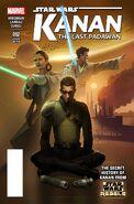 Star Wars Kanan Vol 1 2 Amy Beth Christenson Variant