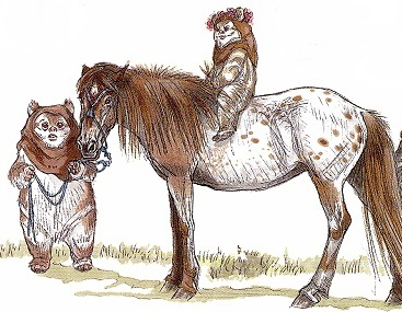 Эндорский пони