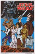 Star Wars Pendulum Press poster